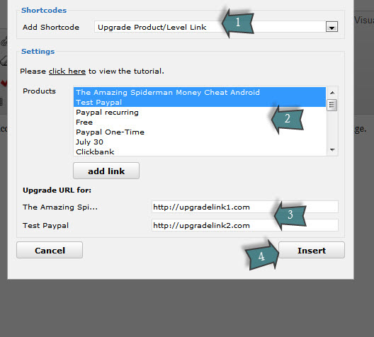 zaxaa-member-upgrade-link