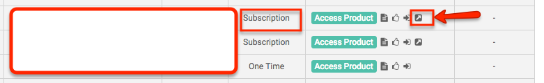 update subscription